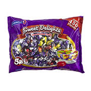 Colombina Sweet Delights Assorted Filled Candy, 5 lbs.