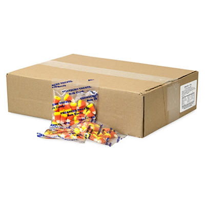 Zachary Confection Individually Wrapped Candy Corn Packages, 5 lbs.