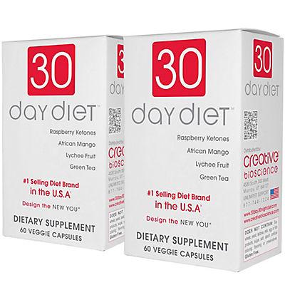 Creative Bioscience 30-Day Dietary Supplement Veggie Capsules, 2 pk./6