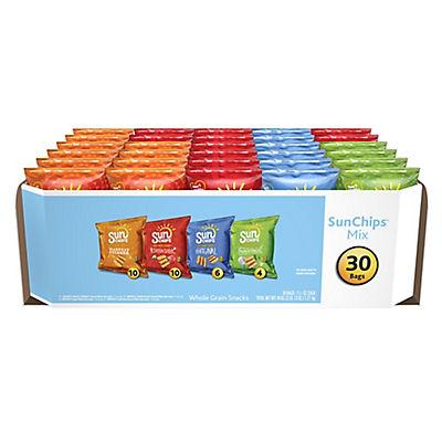 SunChips Variety Pack, 30 pk./1.5 oz.