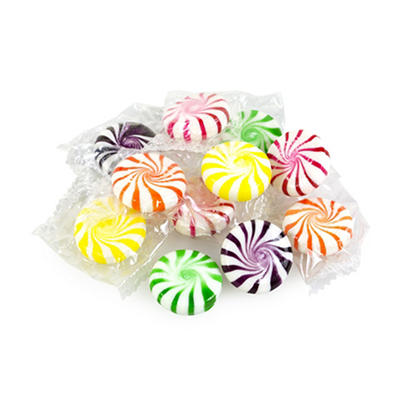 Quality Candy Fruit Starlight Assorted Candy, 5 lbs.