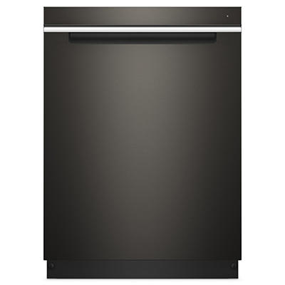 Whirlpool Tub Dishwasher with TotalCoverage Spray Arm - Black Stainles