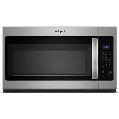 Whirlpool 1.7-Cu.-Ft. Microwave Hood Combination with Electronic Touch
