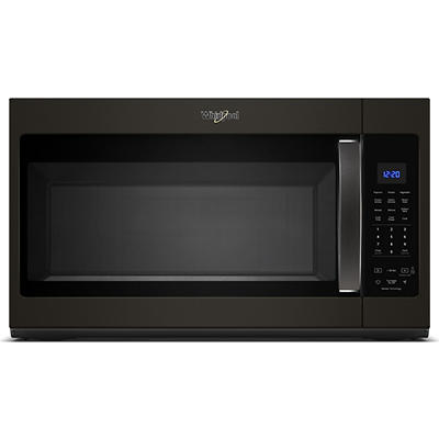 Whirlpool 1.9-Cu.-Ft. Steam Microwave with Sensor Cooking - Stainless