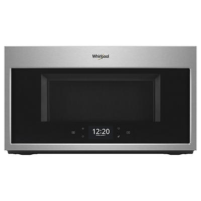 Whirlpool 1.9-Cu.-Ft. Microwave - Stainless Steel