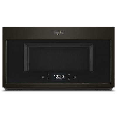 Whirlpool 1.9-Cu.-Ft. Microwave - Black Stainless