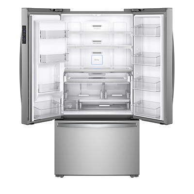 Whirlpool 24-Cu.-Ft. French Door Bottom-Mount Refrigerator - Stainless