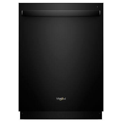 Whirlpool Top-Control Dishwasher - Black