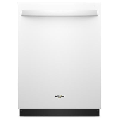 Whirlpool Top-Control Dishwasher - White