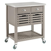 Foster Kitchen Cart - Grey