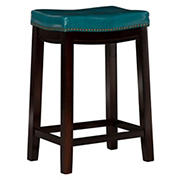 Linnix Counter Stool - Blue