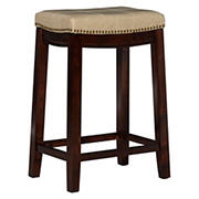 Linnix Counter Stool - Jute