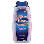 Tums Ultra Strength Assorted Berries Antacid Tablets, 265 ct.