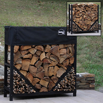 Shelter-It 4' Straight Firewood Storage Crib