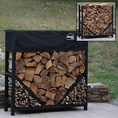 Shelter-It 4' Straight Firewood Storage Crib