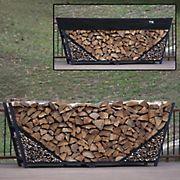 Shelter-It 10' Slanted Firewood Storage Crib