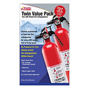 Kidde Multipurpose Fire Extinguishers, 2 pk. - Red