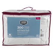 "Berkley Jensen Extra Comfort 2"" Full Mattress Pad"