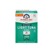 Bumble Bee Light Tuna, 10 pk./2.5 oz.