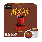 McCafe Premium Roast Coffee K-Cup Packs, 84 ct