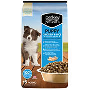Berkley Jensen All-Natural Chicken & Brown Rice Holistic Recipe Puppy Food, 15 lbs.