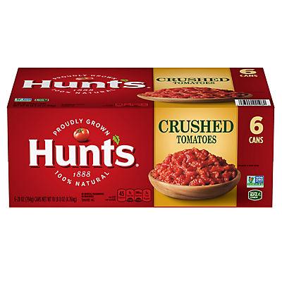 Hunt's Crushed Tomatoes, 6 pk./14.5 oz.