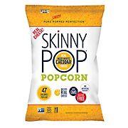 SkinnyPop Cheddar Cheese Popcorn, 12 oz.