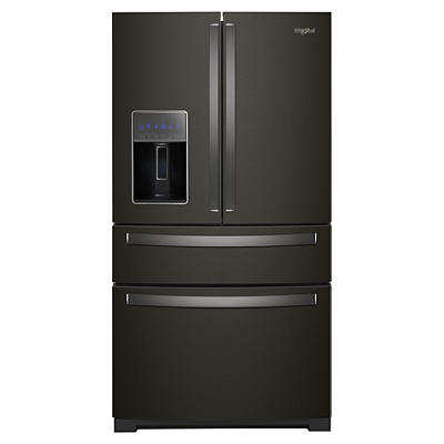 Whirlpool 26-Cu.-Ft.4-Door French Door Refrigerator with Ice and Water