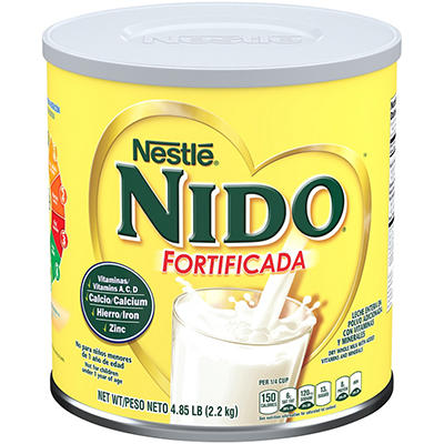Nestle Nido Fortificada, 4.85 lbs.