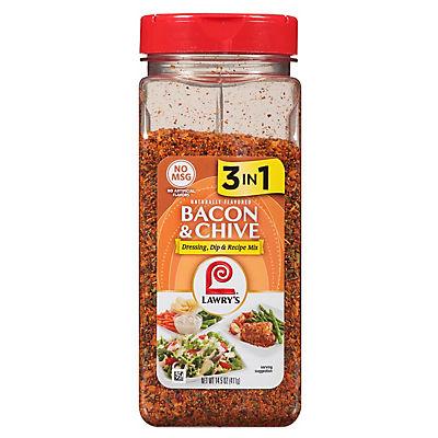 Lawry's Bacon & Chive, 14.5 oz.