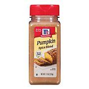 McCormick Pumpkin Spice Blend, 7.75 oz.