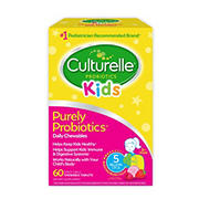 Culturelle Kids Daily Probiotic, 60 ct.