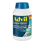 Advil 200mg Liqui-Gels Minis, 240 ct.