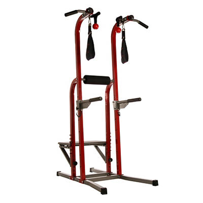Stamina X Fortress Power Tower - Black/Red