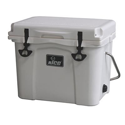 nICE 22-Qt. Cooler - White