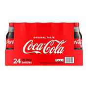Coca-Cola Bottles, 24 pk./500 ml