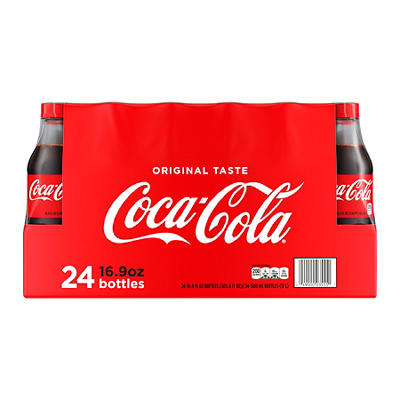 Coca-Cola, 24 pk./16.9 oz. bottles