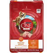 Purina One Smartblend Healthy Weight Formula Adult Dog Food, 16.5 lbs.