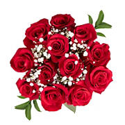 Rose Bouquets, 96 Stems - Red
