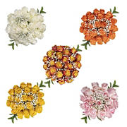 Rose Bouquets, 120 Stems - Assorted