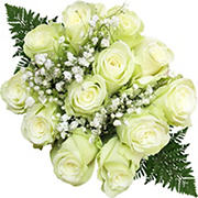 Rose Bouquets, 120 Stems - White