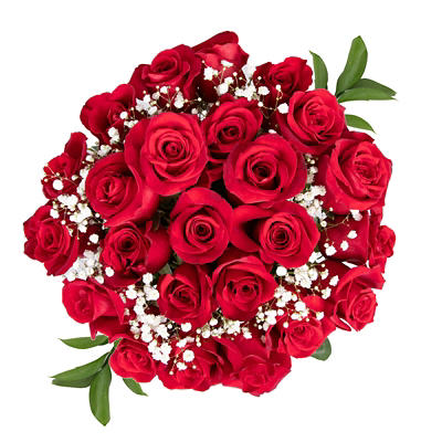 Rose Bouquets, 120 Stems - Red
