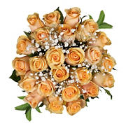 Rose Bouquets, 120 Stems - Peach