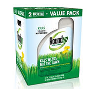 Roundup For Lawns with Wand, 2 pk./1.33 gal.