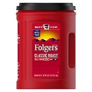 Folgers Classic Roast Coffee, 51 oz.