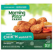 MorningStar Farms Chik'n Nuggets, 3 pk./10.5 oz.