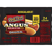 Ball Park Original Length Angus Beef Hot Dogs, 24 ct.