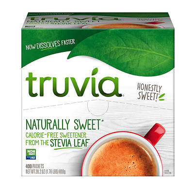 Truvia Sweetener, 400 ct.