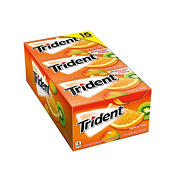 Trident Tropical Twist Sugar-Free Gum, 15 pk./14 ct.