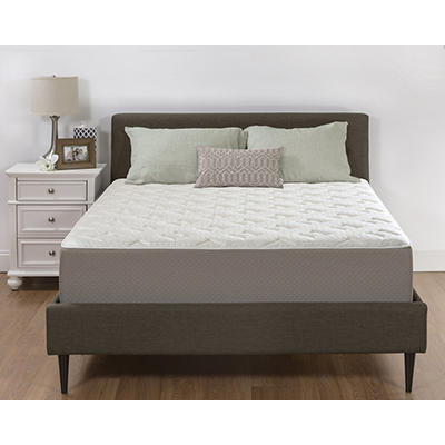 "Cradlesoft Twin Size 12"" Gel Memory Foam Mattress"